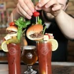 WhichCraft Brews Loaded Bloody Mary