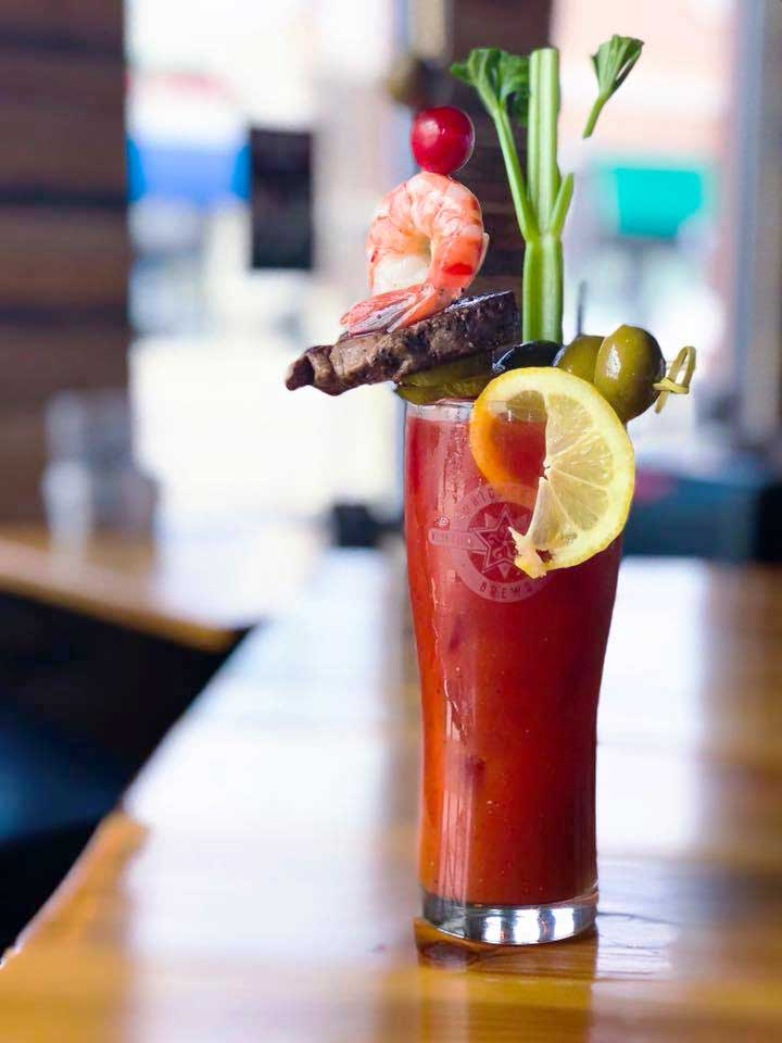 WhichCraft Brews Award Winning Bloody Mary