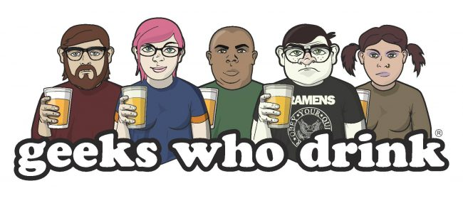 Geeks Who Drink Trivia at WhichCraft Brews