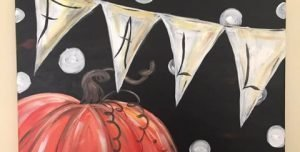"""2U Painting Party """"Fall Harvest"""""""