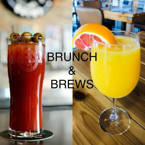 Brewery Brunch at WhichCraft Brews